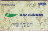 GUINEE - Equatoriale °° 30 U.T - Getesa -Agence Malabo – RV - Equatorial Guinea