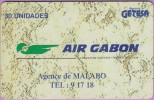 GUINEE - Equatoriale °° 30 U.T - Getesa -Agence Malabo – RV