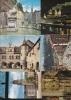 6 CART. AUSTRIA: INNSBRUCK, SALZBURG, WIEN, KONSTANZ - Cartoline