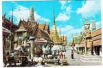 Bangkok: - Inside The Grounds Of WAT PRA KEO  (Emerard Buddha Temple) - Thailand - Thailand