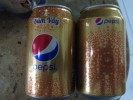 Vietnam Viet Nam Pepsi New Year 2016 330ml Can / Opened By 2 Holes - Cannettes
