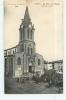 LOUDES : Sortie De Messe, La Place De L'Eglise. 2 Scans. Edition Margerit Brémond - Loudes