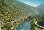 Ibarska Klisura 1975. Train - Serbia