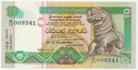 Sri Lanka 10 Rupees 1.1.1991 Pick 102a UNC - Sri Lanka