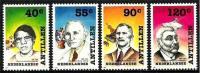 ANTILLES NEERLANDAISES 1989 N° 849 à 852 ** Neufs Lot - 251 - Antillen