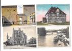 8544 - Lot De 10 Petites Cartes Divers étranger - Cartes Postales