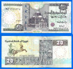 Egypte 20 Pounds 2009 Signature 22 Egypt Afrique Cheval Horse Pound Paypal Skrill Bitcoin OK - Egypt