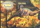 Grenada Grenadines 2005 Souvenir Sheet Dinosaur Prehistoric #2579-Tentosaurus - Grenada (1974-...)