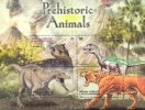 Grenada Grenadines 2005 Sheet/4 Dinosaur Prehistoric #2578-Psitticosaurus - Grenada (1974-...)