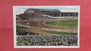 Auto Car Race Track & Grandstand- Massachusetts> Springfield  =====2152