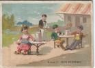 Chromo /Vente De Coco Au Bar /Coco D´Espagne/Société Générale/AUBENAS/Ardéche/Oberthur/Rennes-Paris/Vers1875   IMA172 - Confectionery & Biscuits