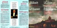 . Superlimited Edition CD J.S. Bach Suite № 2, G.F. Handel Water Music. Conductor David Oistrakh - Klassik