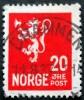 Norway 1927  Minr.124A DRAMMEN 11-8-1937      (  Lot C 1493 ) - Gebraucht