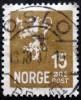 Norway 1926  Minr.122A  OSLO 13-10-1937   (  Lot C 1496 ) - Gebraucht