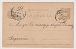 Hungary - Magyar Kir. Posta - Segesvar - Sighisoara - Fagaras - 1907 - Hungary