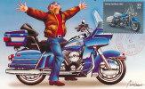 D21701 CARTE MAXIMUM CARD RR 2006 USA - MOTOR CYCLE HARLEY DAVIDSON CP ORIGINAL - Motorbikes