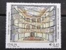 ITALIA USATI 2002 - TEATRO DELLA CONCORDIA MONTE CASTELLO DI VIBIO - SASSONE 2648 - RIF. G 2158 - 1^ SCELTA - 6. 1946-.. Repubblica