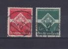 Allemagne - Deutfches Reich - N° 530 Et 531 Oblitérés - Cote = 3.75€ - Gebruikt