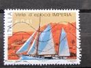 ITALIA USATI 2002 - VELE D´EPOCA IMPERIA - SASSONE 2649 - RIF. G 2159 - 1^ SCELTA - 6. 1946-.. Repubblica