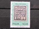 ITALIA USATI 2002 - 150° FRANCOBOLLI STATO PONTIFICIO - SASSONE 2650 - RIF. G 2160 - LUSSO - 6. 1946-.. Repubblica