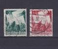 Allemagne - Deutfches Reich - N° 580 Et 581 Oblitérés - Cote = 1.50€ - Gebruikt