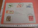 Ausgabe 1935 21 December Registered Post GRUNEWALD2 Olympische Spiele 1936 + Roma 1960 25/8 Lufthansa  Nicht Abgefordert - Zomer 1936: Berlijn