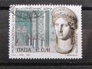 ITALIA USATI 2002 - MUSEO NAZIONALE ROMANO PALAZZO ALTEMPS ROMA - SASSONE 2652 - RIF. G 2162 - 1^ SCELTA - 6. 1946-.. Repubblica