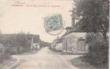 ETRELLES :  Rue Du Haut, Direction De Longueville. - Autres Communes