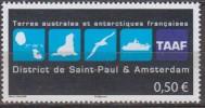 Antarctic.T.A.A.F.2015.Saint-Paul.MNH.22321 - Zonder Classificatie