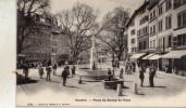 GENEVE   PLACE DU  BOURG  DE FOUR   AGE D OR - GE Genève