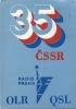 QSL Radio Prague / Radio Praha 1980 / 35ème Anniversaire - Radio
