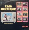 Compilation 33t. LP B.O. FILMS TV *télé Musique* - Música De Peliculas