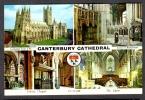 CANTERBURY CATHEDRAL PROMENADES FP NV SEE 2 SCANS - Canterbury