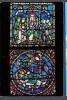 CANTERBURY CATHEDRAL BIBLE WINDOWS FP NV SEE 2 SCANS - Canterbury