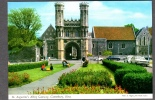 CANTERBURY ST AUGUSTINE'S ABBEY GATEWAY FP NV SEE 2 SCANS - Canterbury