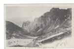 Cpa Des Pyrénées - Montagne - Alpinisme - Bagnères De Bigorre - Sencours - Pic Du Midi Vers 1900 - Alpinisme