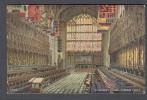 1960 WINDSOR CASTLE ST. GEORGE CHAPEL FP V SEE 2 SCANS - Windsor Castle