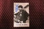 Manitas De Plata    Dédicassée - Cantanti E Musicisti