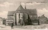 AVESSAC: Abside De L'Eglise (XVIème Siècle) - France