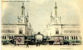 Exposition Universelle 1900 - Avenue Nicolas II. - Exhibitions