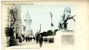 Exposition Universelle 1900 - Les Puissances Etrangères Sur La Berge. - Exhibitions