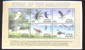 MALDIVES     2625 MINT NEVER HINGED MINI SHEET OF BIRDS   #   M-637-2  ( - Non Classés