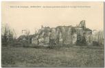 60968 RIBECOURT DRESLINCOURT LES RUINES APRES LE BOMBARDEMENT DE L ANTIQUE FERME LE SAUSSOY RIBECOURT DRESLINCOURT LES R - Ribecourt Dreslincourt