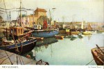 Carte Postale   -  Royaume-Uni -      MEVAGISSEY  -  By Vernon Ward - St.Ives