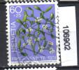 Schweiz, Zst. PJ 251, Mi. 1045 O Mistel - Toxic Plants