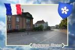 Postcard, Cities Of Europe Collection, Haguenau, France 17 - Cartes Géographiques