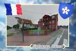 Postcard, Cities Of Europe Collection, Haguenau, France 21 - Cartes Géographiques