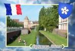 Postcard, Cities Of Europe Collection, Haguenau, France 22 - Cartes Géographiques