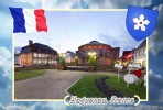Postcard, Cities Of Europe Collection, Haguenau, France 23 - Cartes Géographiques