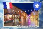 Postcard, Cities Of Europe Collection, Haguenau, France 26 - Cartes Géographiques